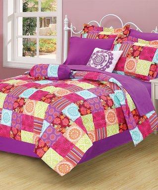 Kendra Mini Bedding Set