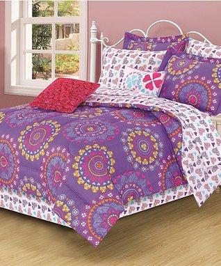 Olivia Mini Bedding Set