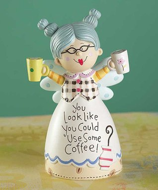 'Use Some Coffee' Figurine