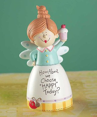 'Choose Happy' Figurine