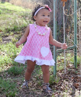 00 10 99 fuchsia blue ruffle swing dress diaper cover infant 32 00