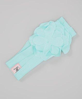 Turquoise Sweet Petite Headband