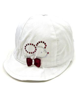 Il Trenino White & Red Mouse Cloche