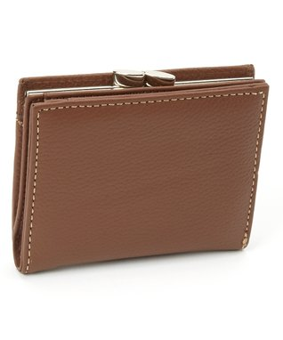 Gemelli International Brown Snap Wallet