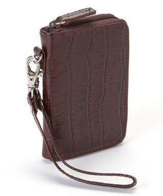 Latico Leather Tan Joelle Wallet