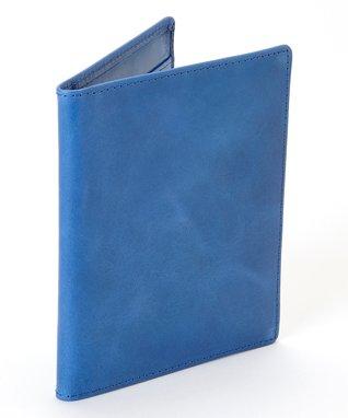 Gemelli International Blue Passport Cover