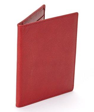 Gemelli International Red Passport Cover