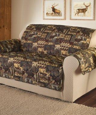 Lodge Sofa Protector