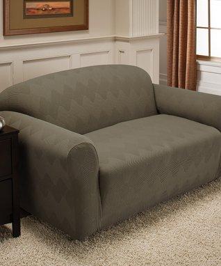 Sage Optics Sofa Slipcover
