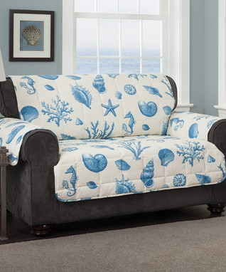 Blue Shells Furniture Protector