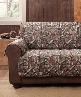 Wheat Coral Fleece Furniture Throw