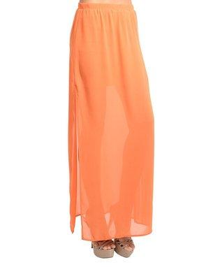 Yellow & Gray Zigzag Strapless Maxi Dress