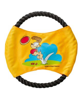Garfield Rope Bag Pet Toy