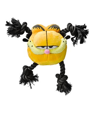 Garfield Rope Flying Disc Pet Toy