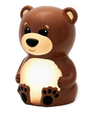 Bowen the Bear Portable Color-Changing Night Light