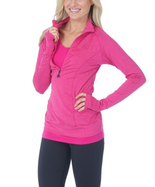 Water Lily Stripe Athena Pullover