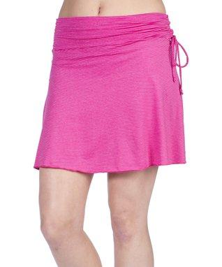 Water Lily Stripe Serendipity Skirt