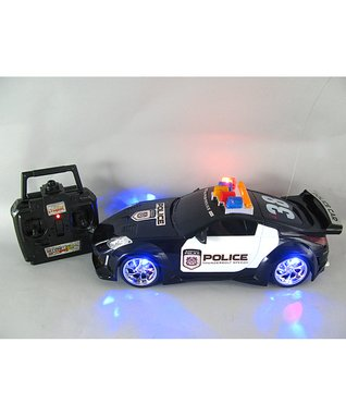 Cops & Robbers: Toy Vehicles