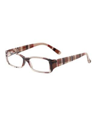 White & Brown Shiloh Eye Candy Reader