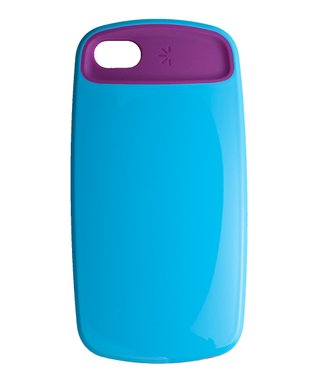 Blue & Purple Smooth Case for iPhone 5