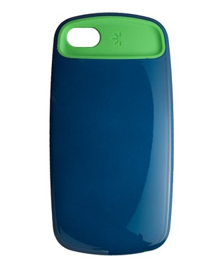 Blue & Green Smooth Case for iPhone 5