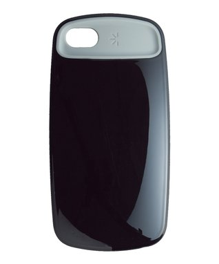 Black & Gray Smooth Case for iPhone 5