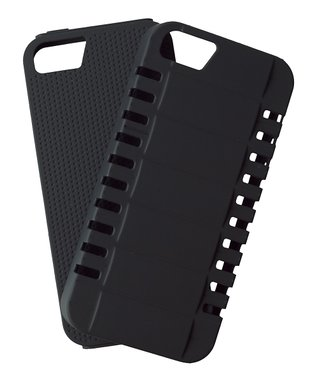 Black Smooth Case for iPhone 5