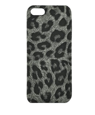 Light Gray Leopard Case for iPhone 5