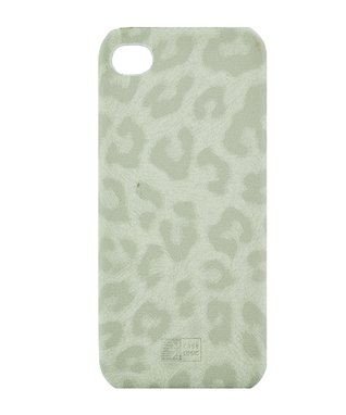 White Leopard Case for iPhone 5