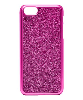 Pink Glitter Case for iPhone 5