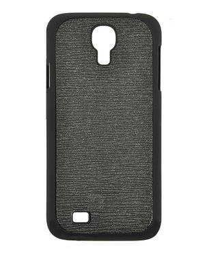 Black Quilted Case for Galaxy S4