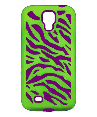 Black & Red Zebra Case for iPhone 5