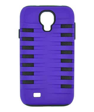 Black Xtreme Two-Piece Case for Galaxy S4