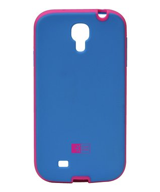 Purple & Blue Case for Galaxy S4
