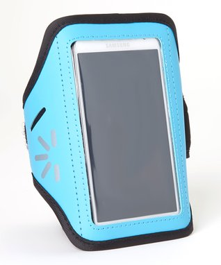 Blue Armband for Droid