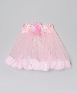 Pink Petal Tutu - Toddler & Girls