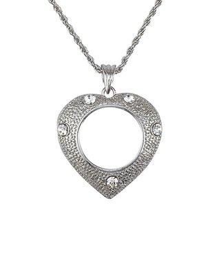 Goldtone Swirl Eyeglass Chain