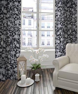 Alexa Curtain Panel