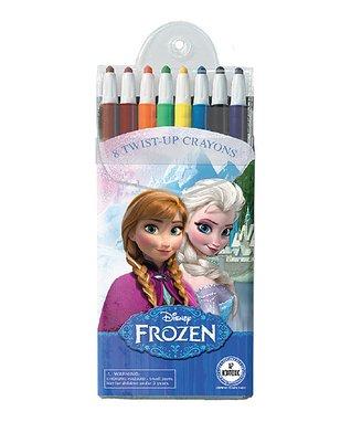 Frozen Twist-Up Crayon Set