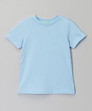 Hot Pink Scoop Neck Tee - Infant, Toddler & Girls