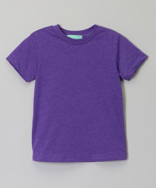 Bubble Gum Pink Crew Neck Tee - Infant, Toddler & Girls