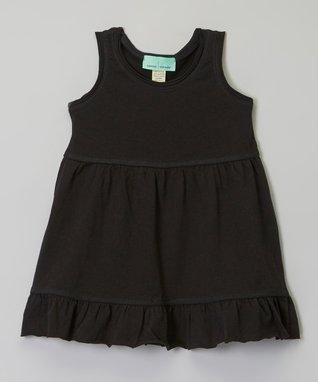 Red Ruffle Sleeveless Dress - Infant, Toddler & Girls
