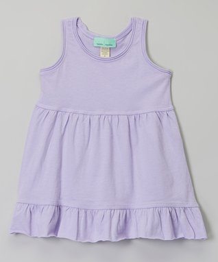 Bubble Pink Ruffle Babydoll Dress - Infant, Toddler & Girls