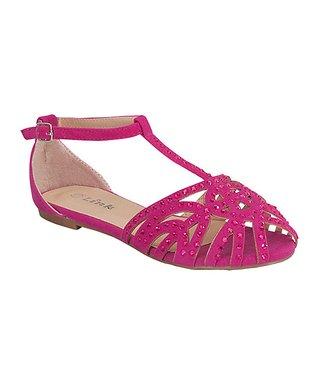 Taupe Bella Grid Ankle Strap Sandal