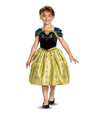 Frozen Anna Coronation Dress-Up Outfit - Toddler & Girls