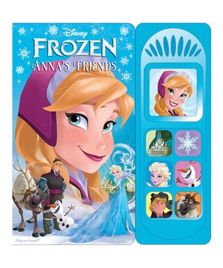 Frozen Little Sound Book