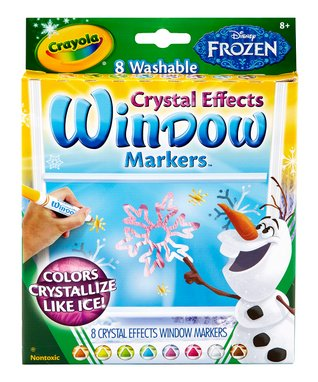 Frozen Crystal Effects Window Markers