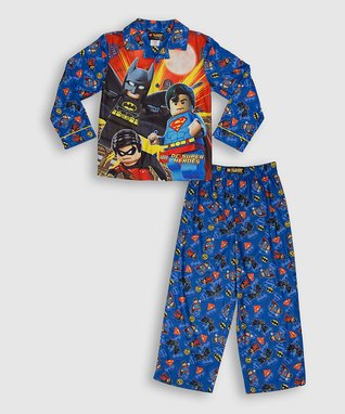 LEGO DC Superheroes Pajama Set - Boys