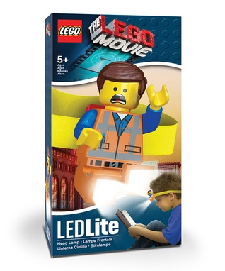 LEGO Movie Emmet Head Lamp