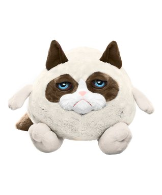 Grumpy Cat 10'' Plush Ball